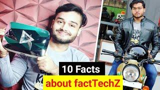 TOP 10 Facts about FactTechz - 10 facts you didn't know about FactTechz | #FactTechz