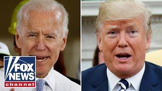 Trump campaign reacts to Biden's 16-point lead in recent poll