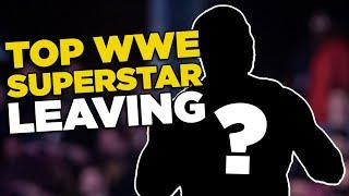 Top WWE Superstar Leaving This Month