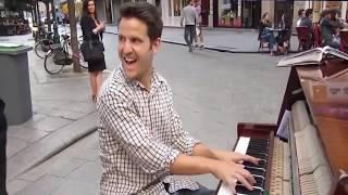 Top 10 AMAZING Street Performers Musicians Piano