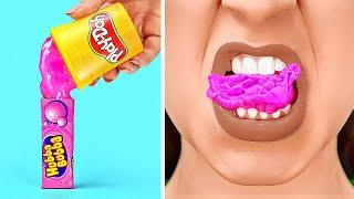 FUNNY PRANKS FOR BACK TO SCHOOL USING SCHOOL SUPPLIES || Prank Challenge by 123 GO! SCHOOL