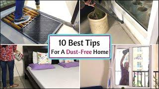 10 Best Tips To Keep Your Home Dust Free | How To Keep Your Home Dust Free in India | Her Fab Way