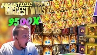 Top 10 Biggest Slot Wins Part 2 I August 2020 #33