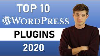 Top 10 Wordpress Plugins for 2020