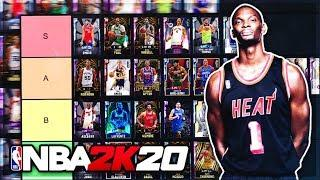 RANKING THE BEST CENTERS IN NBA 2K20 MyTEAM!! (Tier List)
