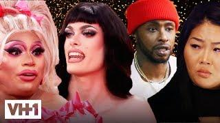 Top 10 Most-Watched March Videos ft. RuPaul's Drag Race & Black Ink Crew   VH1