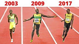 Usain Bolt Rise to Greatness | Never Give Up