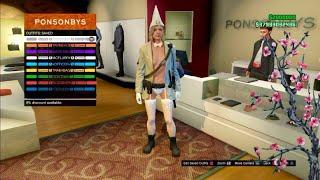 GTA 5 ONLINE | TOP 10 CURRENT OUTFITS | MODDED ACCOUNT SHOWCASE | TRYHARD OUTFITS