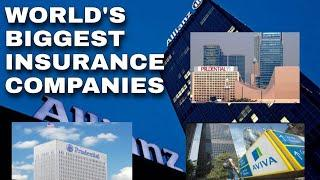 Top 10 World's Largest Insurance Companies by Total Assets