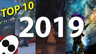 My Top 10 Most Played MMOs 2019... In 10 Minutes