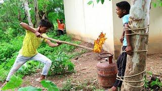 Must Watch New Funny Comedy Videos 2020 | India Top Whatsapp Funny Video 2017 ||