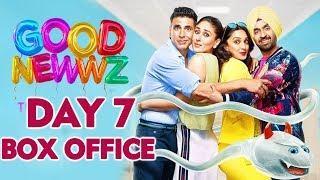 Good Newwz 6th Day Official Box Office Collection | Akshay, Kiara, Kareena, Diljit