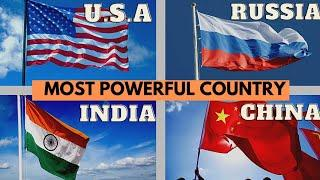 World's Most Powerful Countries? world top 5 powerful country in 2020 |