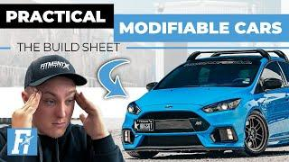 Practical Cars You Can Modify | The Build Sheet