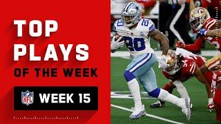 Top Plays from Week 15 | NFL 2020 Highlights