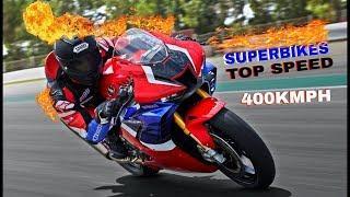 Fastest Superbikes Top Speed 400KMPH 2020