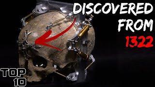 Top 10 Scary Extinct Human Species | Marathon