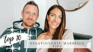 TOP 10 RELATIONSHIP/MARRIAGE TIPS | VICKY THORNTON NORRIS