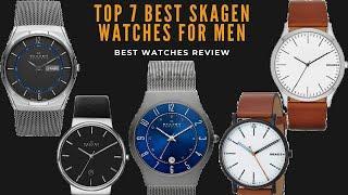 Top 7 Best Skagen Watches for Men - Best Watches Review