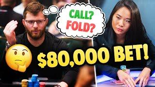 Can PETRANGELO find an $80,000 CALL on High Stakes Poker?