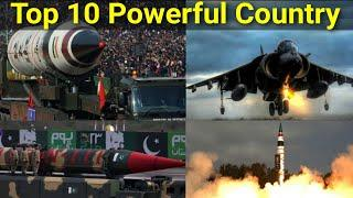 Top 10 powerful country in the world |  powerful country in the world 2021 | indian army | usa navy