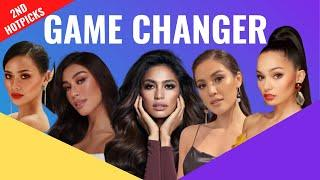 Miss Universe Philippines 2020 2nd Top picks
