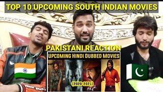 TOP 10 UPCOMING SOUTH INDIAN MOVIES (2020-2021), PAKISTANI REACTION, REACTION ON INDIA, SOUTH MOVIES