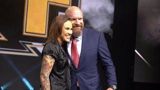 Mercedes Martinez's 19-year journey to NXT