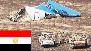 Top 10 deadliest aviation crashes in Egypt