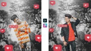 New Concept Social Effect Editing Trick 2019 | Instagram Viral Editing Tips | Lr And Picsart Editing