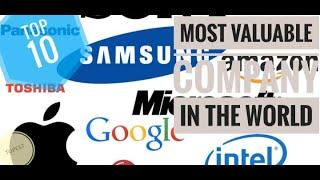 Top 10 valuable company of 2019 in the world