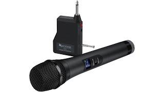Best Top 10 Wireless Microphone System For 2021 | Top Rated Best Wireless Microphone System