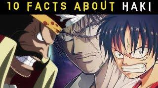 Top 10 Facts You Should Know About Haki
