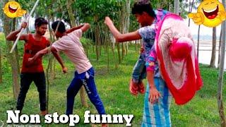 Must Watch New Funny Video 2020_Top New Comedy Video 2020_Try To Not Laugh Hindi Funny Comedy Videos