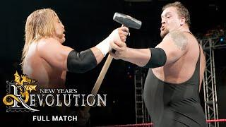 FULL MATCH - Big Show vs. Triple H: WWE New Year's Revolution 2006
