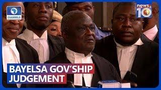 Supreme Court Dismisses APC's Case For Lacking In Merit