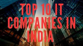 #top10ITcompaniesinIndia #aktech     Top 10 IT Companies || Most Valuable IT Companies In India ||