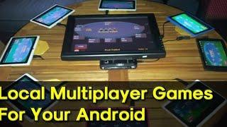 Top 7 Local WiFi Multiplayer Android & iOS Games/ Bluetooth&Hotspot Multiplayer/ Part 2