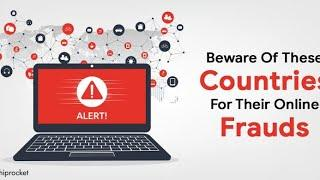 Top 10 Countries With Highest Number Of SCAMMERS