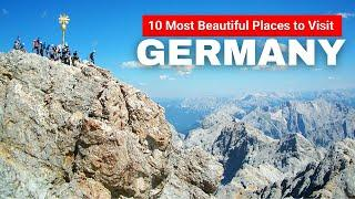 Top 10 Most Beautiful & Best Places to Visit in Germany | Germany Travel Guide