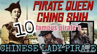 10 most famous pirates all of time...