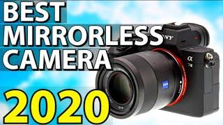 ✅ TOP 5: Best Mirrorless Camera 2020