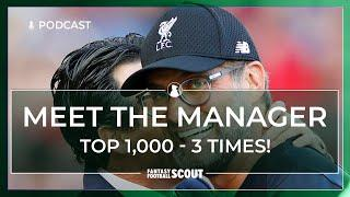 3 TOP 1000 FPL FINISHES! | MEET THE MANAGER –Darren Wiles| Fantasy Premier League Tips
