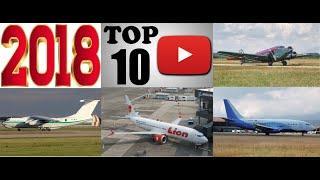 Top Ten Deadliest Air Crashes of 2018