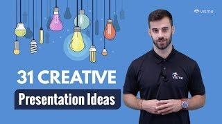 31 Creative Presentation Ideas to Delight Your Audience