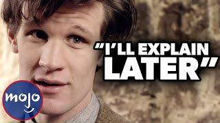 Top 10 Recurring Jokes on Doctor Who