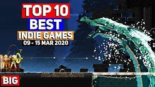 Top 10 Best Indie Game New Releases: 09 - 15 Mar 2020 (Upcoming Indie Games)