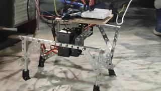 walking robot | how to make robot in home | simple robots projects | how to make robot dog