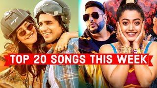 Top 20 Songs This Week Hindi/Punjabi 2021 (February 14)   Latest Bollywood Songs 2021
