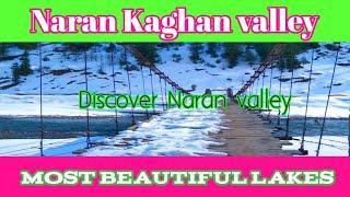 Top 10 beautiful place in NARAN Kaghan valley